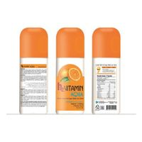 h2 Vitamin Aqua 370ml- Orange Flavor