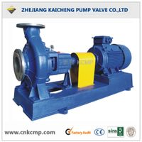 ISO2858 end suction centrifugal pumps thumbnail image