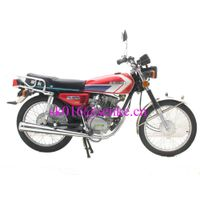 Standard Motorcycle 125cc with electric and kick starting motorbike for road