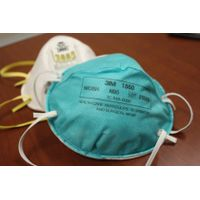 NIOSH certified Protective Dust Mask N95 Disposable Dust Respirator Mask thumbnail image