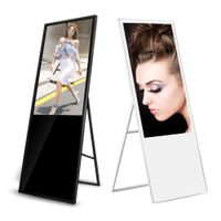 Floor Stand Portable Digital Signage Advertising Display thumbnail image