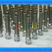 Aluminum Parts High Precise Processing by CNC