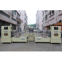 Automatic cylinder Tube Box Forming and Curling Machine