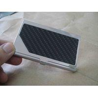 Carbon Fiber Name Card Case