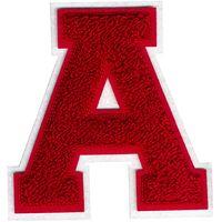 CNL071 chenille letters, chenille patches lettering, chenille badges, chenille emblems thumbnail image