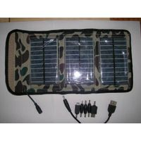 3W Foldable Solar Charger for iphone/ipod/Nokia S08