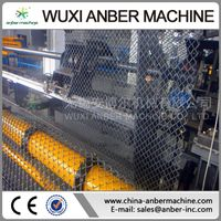 full auto chain link machine