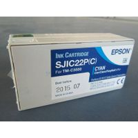 New Compatible Ink Cartridges Sjici15p for Epson TM-C3400/C610