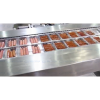 thermoforming vacuum packaging packing machine thermoformer