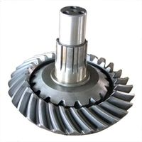 bevel gear of oil rig, metal bevel gear, factory price bevel gear