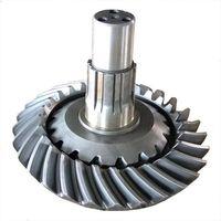 bevel gear of oil rig, metal bevel gear, factory price bevel gear
