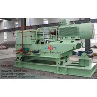 Hydraulic steel strip uncoiler for rolling mill thumbnail image