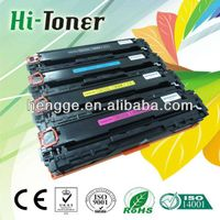 Compatible HP CE320A CF210 CB540 color toner cartridge for Laser Jet Pro CM1514fn/CM15,MFP M276n/M25