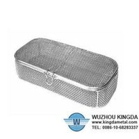 Sterilization Basket with Lid