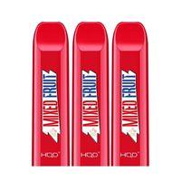 Factory Wholesale HQD Cuvie Disposable 300 Puffs Disposable Vape Pen Device
