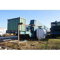 USED MOBILE ASPHALT PLANT SUMAB - ´´ ERMONT ROADBATCH RB 160 MAJOR´´