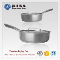 Healthy Titanium Camping Cookware and Pot Manufacturers