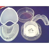 Mouth guard , mouth piece , sports safety thumbnail image
