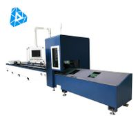 Strict Standard Metal Tube laser cutting machine
