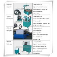 2015 Environmental Friendly with automatic waste tire recycling line/Used Tyre Recycling Plant/ Wast thumbnail image