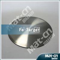 The DC sputtering Iron target-sputtering target (MAT-CN)