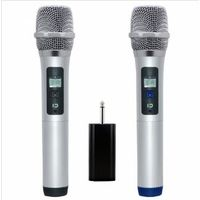 UHF Wireless Microphone Receiver Set U20 thumbnail image