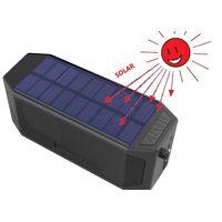 2016 New Design Solar Energy Bluetooth Speker