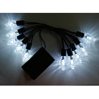 corn style LED battery string light