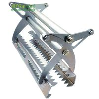 Artificial Grass Installation Tool Turf Gripper | Galvanized Steel Turf Installation Tools