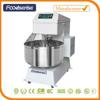 Commercial Spiral Mixer 130L Stand Dough Planetary Mixer Cake Bakery Equipment
