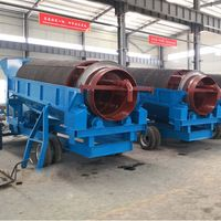 Trommel Gold Wash Plant with Good Price thumbnail image