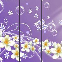purple sliding door thumbnail image