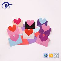 Customized printing birthday christmas greeting wedding invitation festival paper gift cards thumbnail image