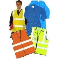 High visibility flame retardant vest