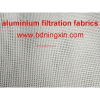 Molten metal filters Aluminum Filtration Woven Fabric and High Temperature Filtration Fabrics For Al