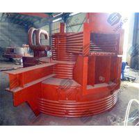 Refining furnace water cooling furnace lid