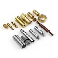 Custom CNC Rapid Prototype Manufacturing/CNC Turning /Milling Machining Parts thumbnail image