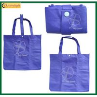 Promotion Shopping Tote Polyester Foldable Bag (TP-FB101) thumbnail image
