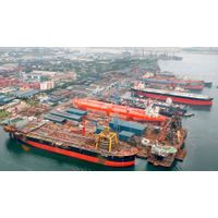 One-stop logistics for ship's parts