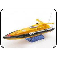 Radio-controlled Boat of Length 1,140mm with 26cc Engine
