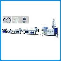 PP-R Cool/Hot Water Pipe Production Line/ PP-R Water Pipe Extrusion Line/ PP-R Pipe Extrusion Line thumbnail image