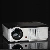 Low Price HD Portable Multimedia Projector LED Projektor 2500lumens for Home Theater with HDMI USB S