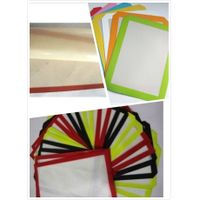 silicone rubber coated grill mat