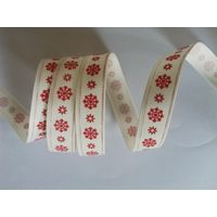 grosgrain ribbon with printings
