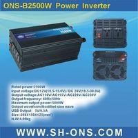 Power inverter( 2500W) thumbnail image