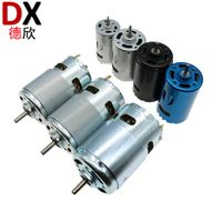 RS555 High Power 18 Volt DC Motor For Vacuum Cleaner