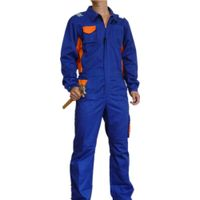 Acid-alkali resistant work wear