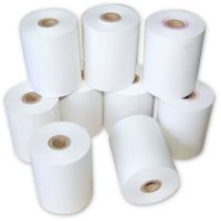 """3 1/8"""" x 230'/roll Thermal Paper roll, cashier paper"""