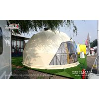 15m Dome Tent with Clear Top for Outdoor Parties and Events
