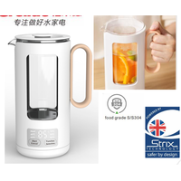 2021 newest Temperature control electric kettle